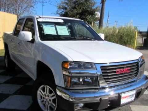 2012 gmc canyon crew cab 4 wheel drive sle 1 truck wilmington nc youtube. Black Bedroom Furniture Sets. Home Design Ideas