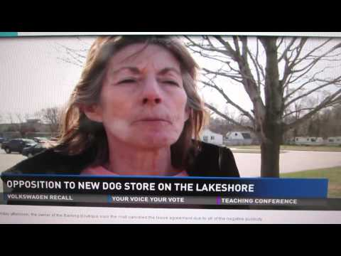 Mall cancels agreement with puppy store after Facebook firestorm