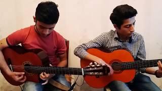 Ağlatan Dans Jenerik Müziği  ( Guitar Cover ) ~ Nicat Teymurov & Ismet Hesenzade