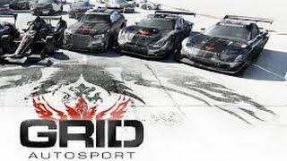 Гран-При уличных гонок категории Endurance GT Group 2 -||- GRID Autosport на руле Genius Speed Wheel