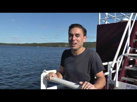 Blimey! An Englishman in Atlantic Canada  Episode 1 HD