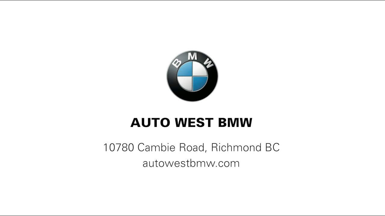 Bmw West Island >> Auto West Bmw New And Used Bmw Cars Richmond Bc