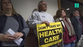 Millions Of People Facing Uninsurance If Obamacare Is Repealed