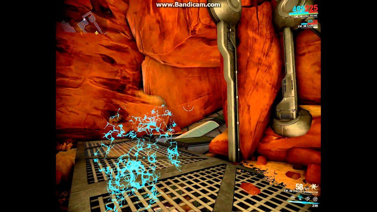 Warframe loki prime cost - Warframe Solo Lech Kril And Captain Vor With Loki Prime Miter As Reward