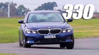 BMW 330i Sport Line - Test - Matías Antico - TN Autos