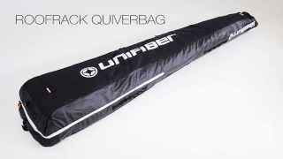 Video: UNIFIBER BLACKLINE ROOFRACK QUIVERBAG