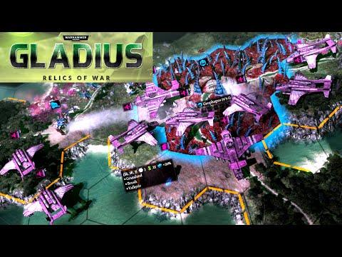 Warhammer 40,000: Gladius - Relics of War  - Tyranid Campaign 1 - Part 6 |