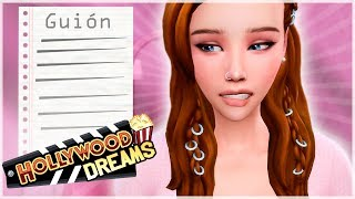 ¿MI PRIMER PAPEL? ME CRITICAN POR SER GORDA 😱⭐ Sims 4 ¡RUMBO A LA FAMA! #HollywoodDreams — Ep 2