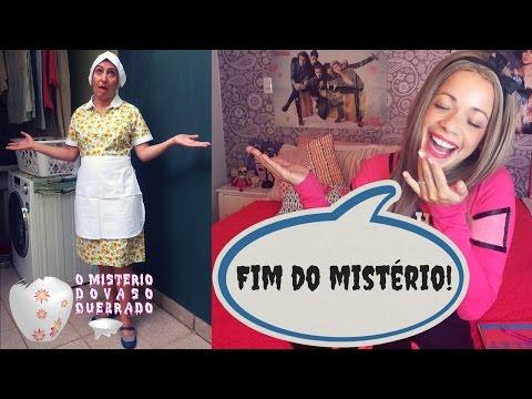 O MISTÉRIO DO VASO QUEBRADO - FINAL  by Ashley