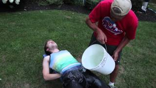 The Real ALS Ice Bucket Challenge