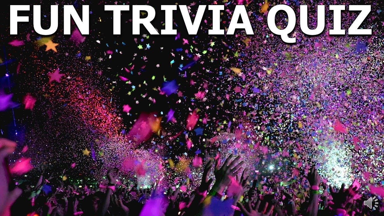 Fun General Knowledge Trivia Quiz- Thanks To All For 1,000 Subscribers!