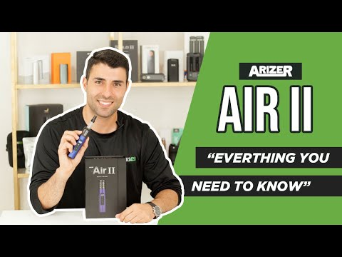 Arizer Air 2 vaporizer Review & Tutorial | Tools420