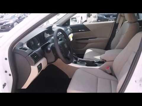 2014 Honda Accord EX-L Front-wheel Drive