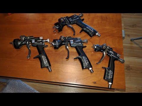 ANI Spray Gun Unboxing