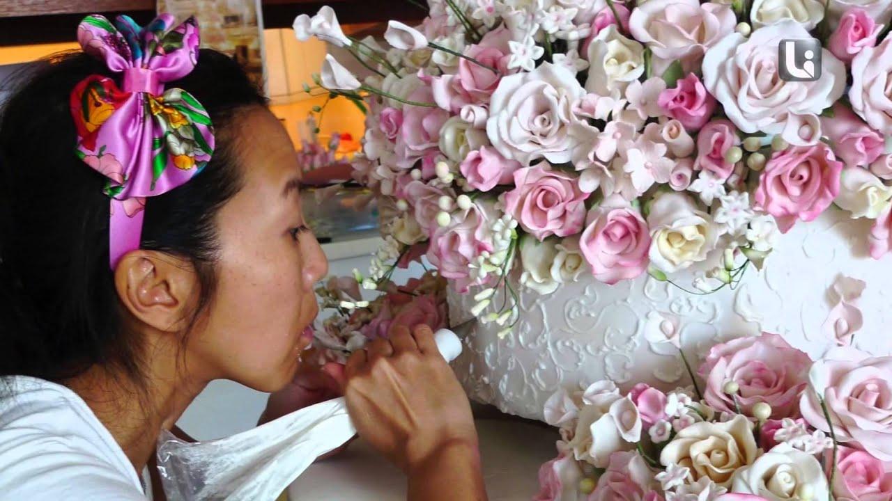 Jacinta Yu Cake Decorator, Complete Deelite feature on LITV