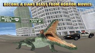🐊👍Crocodile City Attack Quest-Aтака Kрокодила нагород-By Wild Animals Life-IOS/Android