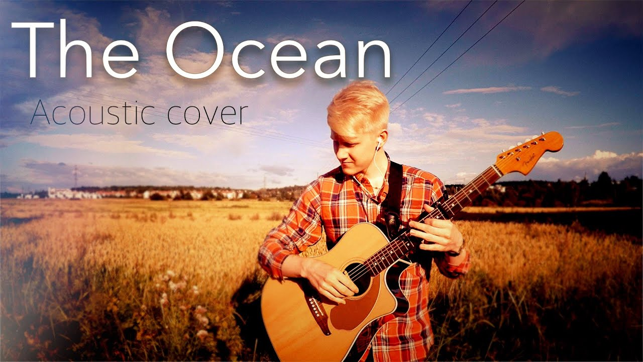mike perry the ocean fingerstyle guitar cover joni