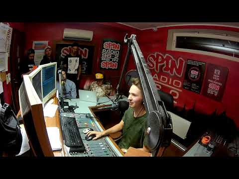 Dope Money Ent. v Radio Spin 96,2 FM (živě AB THE STARPRINCE + GUESTO)