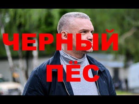 Сериал ЧЕРНЫЙ ПЁС 1, 2, 3, 4 серия анонс, дата выхода фильма, боевик, НТВ