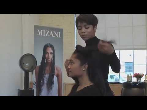 Taren Guy x MIZANI Salon Series: Episode 1 - Scalp Care