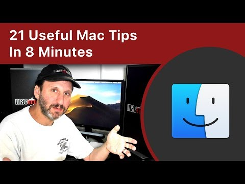 21 Useful Mac Tips In 8 Minutes