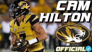 Missouri's Defensive Star 🌟 Official Cam Hilton Highlights