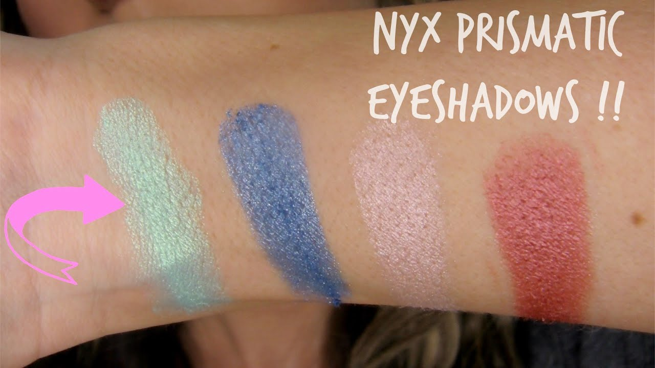 Prismatic Eyeshadow by NYX Professional Makeup #19