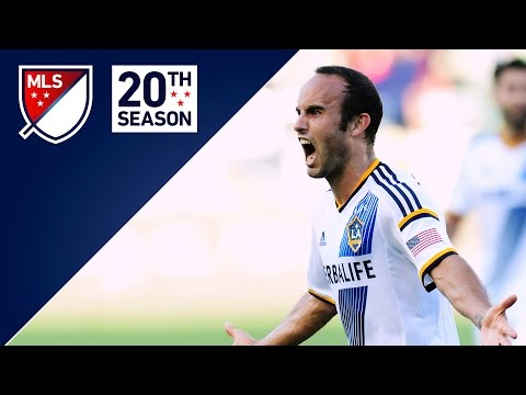 20 Seasons of Goals in Major League Soccer