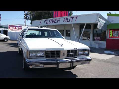 1986 Olds Custom Cruiser Wagon Stationwagon MINT For Sale DONK IT