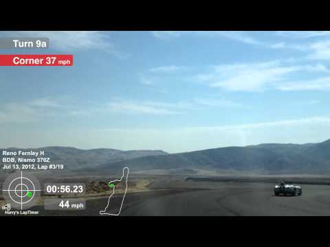 Test n Tune 7/13/12, Reno-Fernley Raceway, behind Shelby Cobra