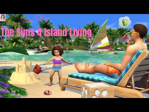 The Sims 4 Island Living Playthrough |