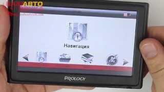 prology iMap-5400 Навигатор NAVITEL обзор avtozvuk.ua