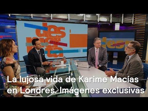 La lujosa vida de Karime Macías en Londres. Imágenes exclusivas de #DespiertaConLoret