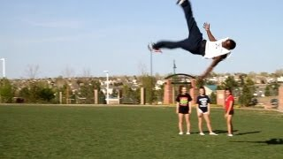 The Best flips on ground-part 3