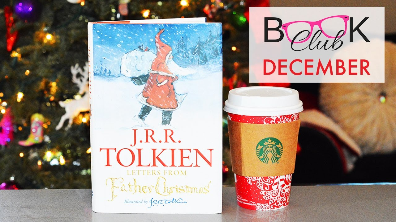 book club december 2016 tolkiens letters from father christmas - Father Christmas Letters