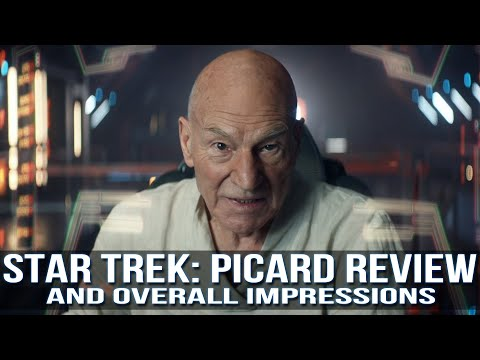 Star Trek Picard Finale Review and Overall Impressions