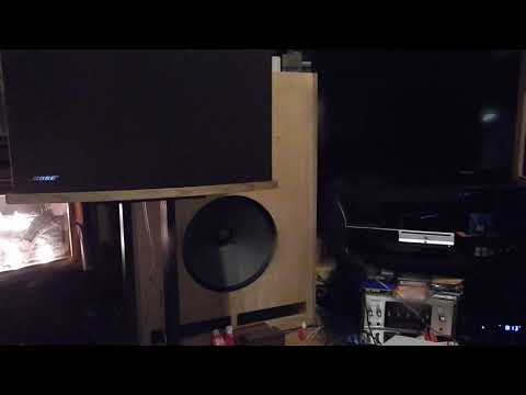 Bose 901 Series VI Speakers With EQ