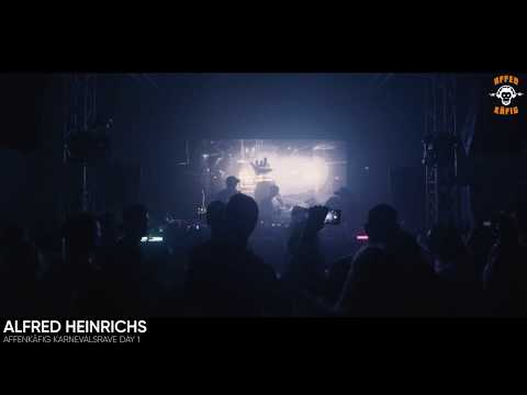 ALFRED HEINRICHS // AFFENKÄFIG KARNEVALSRAVE 2020 // 3H SET