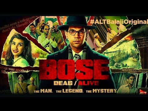Bose D3ad Alive review  Beyond Rajkummar Rao's performance, racy plot, production design stand out