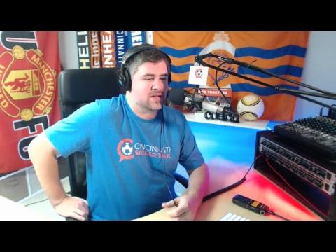 Cincinnati Soccer Talk LIVE - Stadium Special #2 | FC Cincinnati