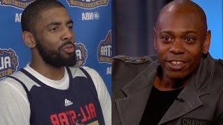 Kyrie Irving and Draymond Green's Flat Earth Theory GETS DESTROYED by Dave Chappelle