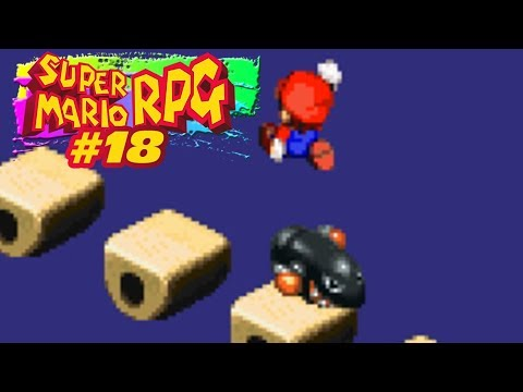Super Mario RPG: Legend of the Seven Stars Playthrough (Part 18)