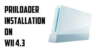 Install Priiloader on Wii in 2019