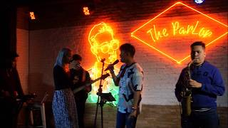 Rizky Febian ft Aisyah Aziz - Like I'm Gonna Lose You (Live at The Parlor Bandung)