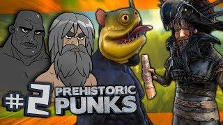 ARK Prehistoric Punks #2 - Frogkid and Reaperman