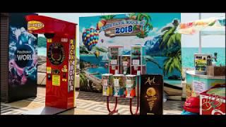 видео Новомихайловский 2018: отдых в Новомихайловском