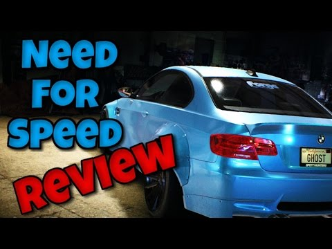 Need For Speed 2015 - PS4 Review