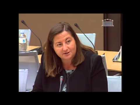 Audition de Mme Virginie Valton, magistrate et Mme Céline Parisot, secrétaire nationale USM
