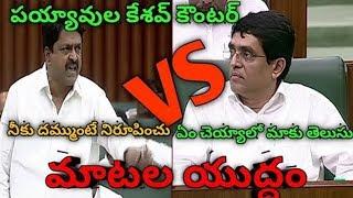 TDP Leader Payyavula Keshav Strong Counter to Buggana