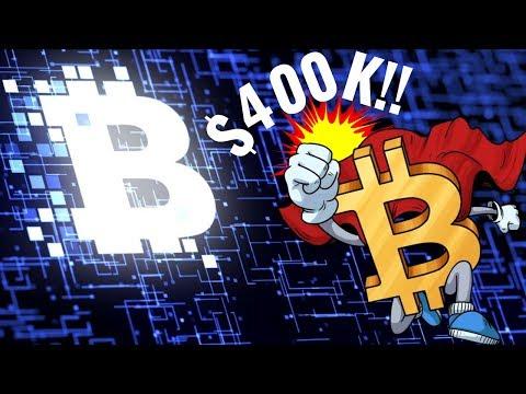 400K Bitcoin